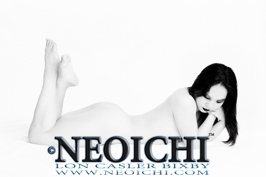 NEOICHI #105 - White Series No. 2 - Photography by Lon Casler Bixby - Copyright - All Rights Reserved - www.NEOICHI.com