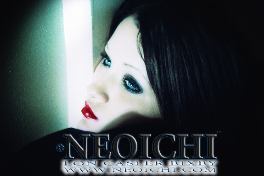 NEOICHI #140 - Baby Blues - Photography by Lon Casler Bixby - Copyright - All Rights Reserved - www.NEOICHI.com