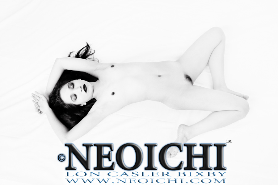 NEOICHI #157 - White Series No. 5 - Photography by Lon Casler Bixby - Copyright - All Rights Reserved - www.NEOICHI.com