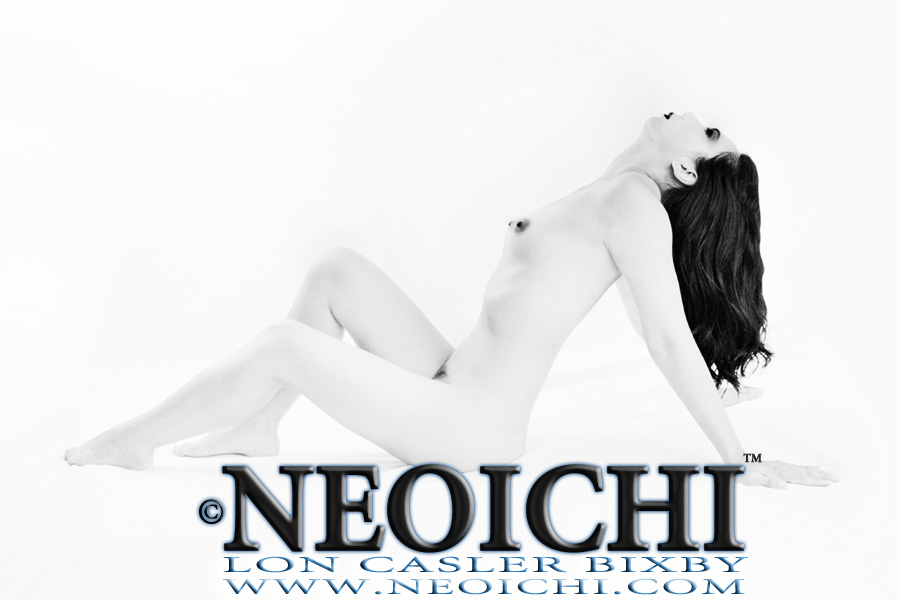 NEOICHI #159 - White Series No. 7 - Photography by Lon Casler Bixby - Copyright - All Rights Reserved - www.NEOICHI.com