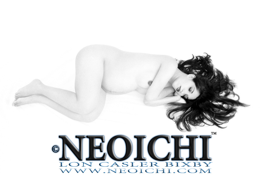 NEOICHI #189 - White Series No. 12 - Photography by Lon Casler Bixby - Copyright - All Rights Reserved - www.NEOICHI.com