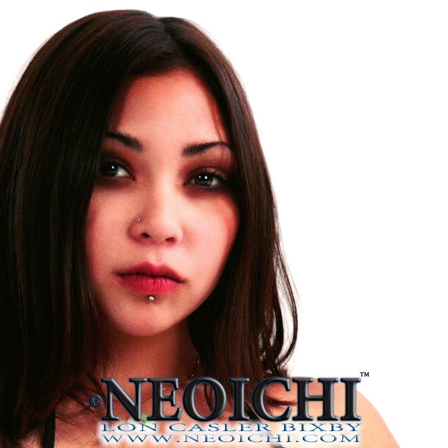 NEOICHI #195 - Brooke - Photography by Lon Casler Bixby - Copyright - All Rights Reserved - www.NEOICHI.com