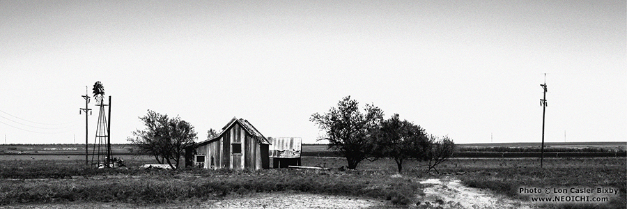 Remnants of the Dust Bowl - Photography by Lon Casler Bixby - Copyright - All Rights Reserved - www.neoichi.com